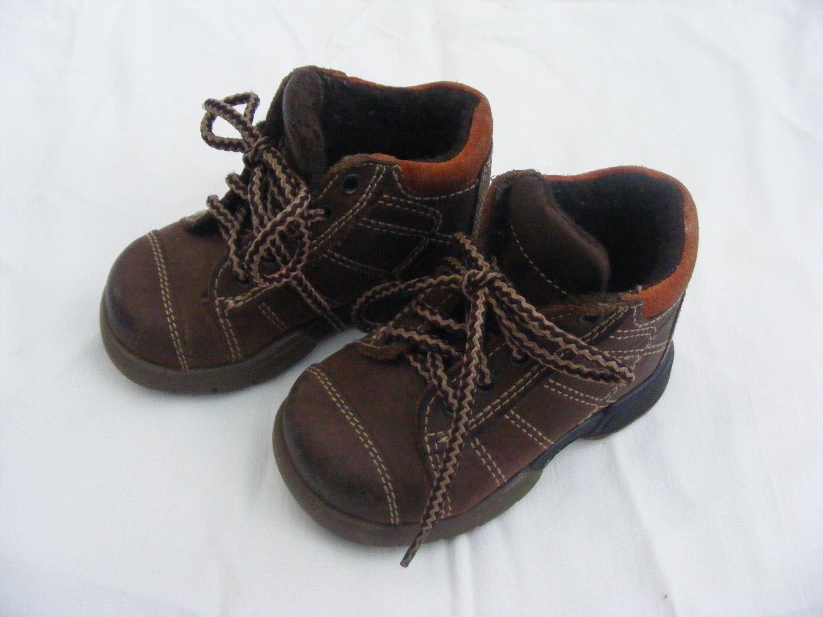 fa1d7275fdb Zimní kožené boty booster vel.19