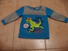 Mikina s dinosaurem, kiki&koko,104