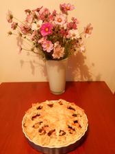 Jablečný koláč:)