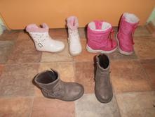 Zimní obuv, nelli blu,23