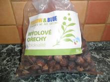 Mýdlové ořechy,