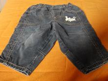 Kalhoty vel.9-12m, esprit,80