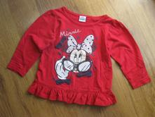 Triko s kanýrem minnie, disney,110