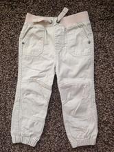 Plátěné cuff kalhoty, f&f,92