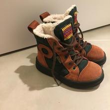 Kvalitní zimní boty, zn. ecco, vel. 24., ecco,24