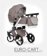Kočárek euro-cart deco 2016, barva  béžová, euro cart