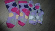 2x ponožky (a302), 104
