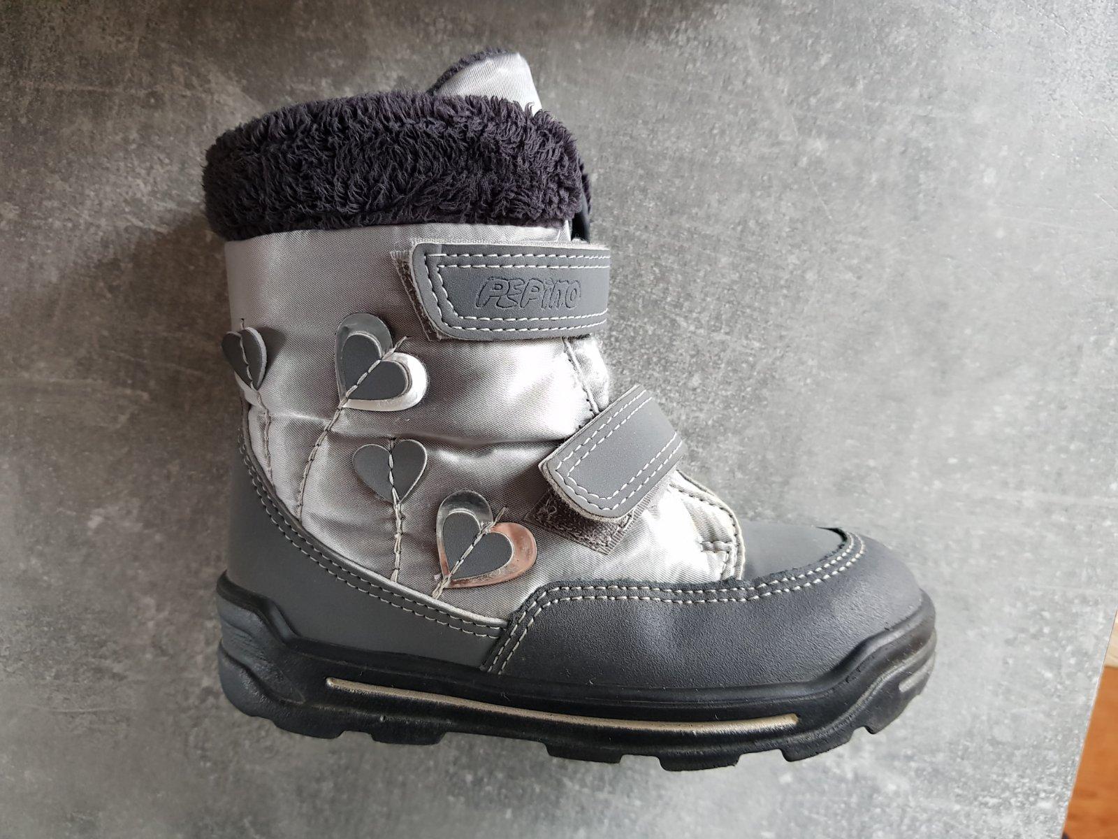 cbcdc92b64d Zimní boty pepino ricosta