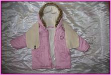 Zimní bunda vel.80, baby,80