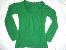 Nádherný lahvově zelený top esprit, esprit,40 / l