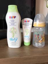 Hipp detska kosmetika+lahev,