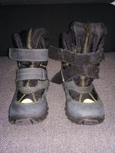 Dětské kozačky a zimní obuv   Fare - Dětský bazar  59b4f18f48