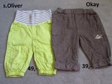 Kalhoty vel.62, s.oliver,62