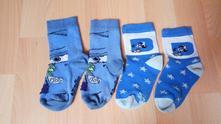 Ponožky na donošení, vel.  23-25, 23