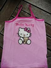 Tílko, spodní košilka hello kitty, 110