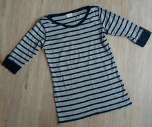 Pruhované triko next, next,152