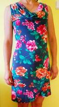 Krásné letní šaty s vodou, bonprix,36