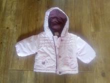 Zimní dívčí bunda, baby,62