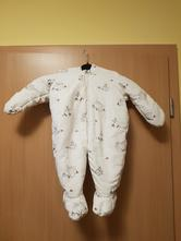 Zimní kombinéza značky mothercare velikost 1 měsíc, mothercare,50