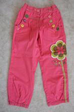Letní kalhoty s kytkou, next,110
