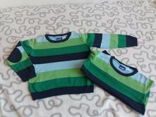 2x bavlněný svetr, 98