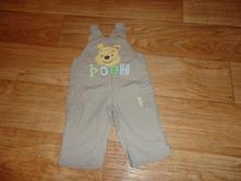 Laclové kalhoty 3-6 měsíců, 68