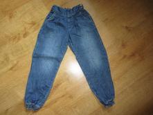 Odlehčené všem dobře známé džíny, rifle  kappahl, kappahl,116