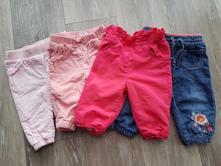 Zateplené kalhoty, baby club,68