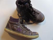 Dívčí kotníkové boty č.157, 27