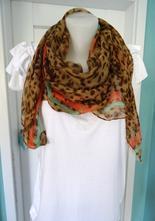 Leopardí šátek, l