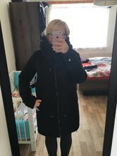 Zimní těhotenská bunda, l