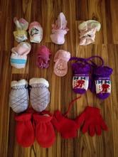 Rukavice, ponožky vel.80/86, 80