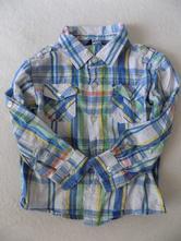 Káro košile vel.98, george,98