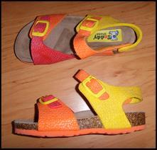 Sandále ortopedické teddy shoes 28 stélka max 17cm, teddy shoes,28