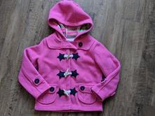 Fleecový kabátek s hvězdami, next,110