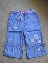 Fialové kalhoty, m&co,74