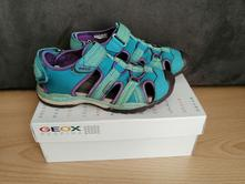 Voděodolné sandály geox respira, geox,32