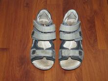 Kotníkové sandále, fare,30