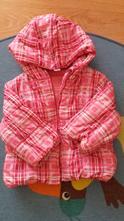 Dívčí zimní bunda vel. 80, c&a,80