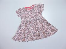 P615 bavlněné šaty vel. 62, f&f,62