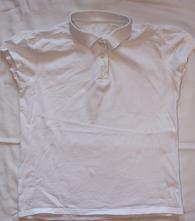 Prodám z171. dívčí tričko s límečkem 13-14 let, george,158