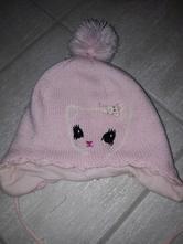 Zimní čepice podšitá fleecem, h&m,110