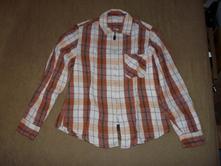 Dámská flanelová košile, 40
