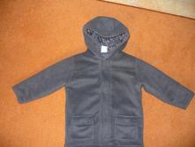 Flesový kabátek vel.98/104, 98