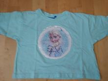 Měnící tričko frosen vel. 110, disney,110