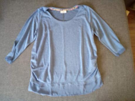 Těhotenské tričko ca vel. m, m