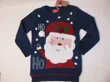 Pletený svetr-vánoční motiv, tu,128
