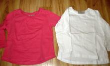 Set triček, next,74