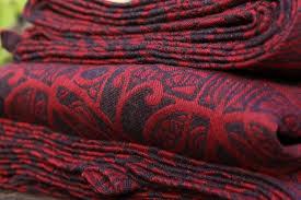 Šátkovací, nosící, kontaktní - Solnce Whenua Onemata, 330g