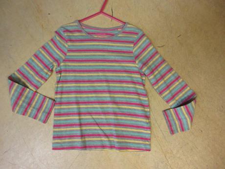 2572/40  tričko lupilu vel. 110/116, lupilu,110